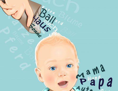 Sprachliche Förderung von Babys