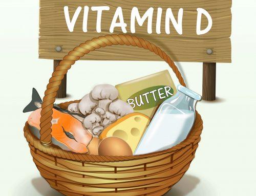 Vitamin-D-haltige Lebensmittel