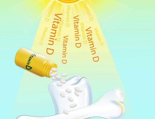 Vitamin D für das Baby